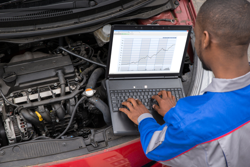 Engine Laptop